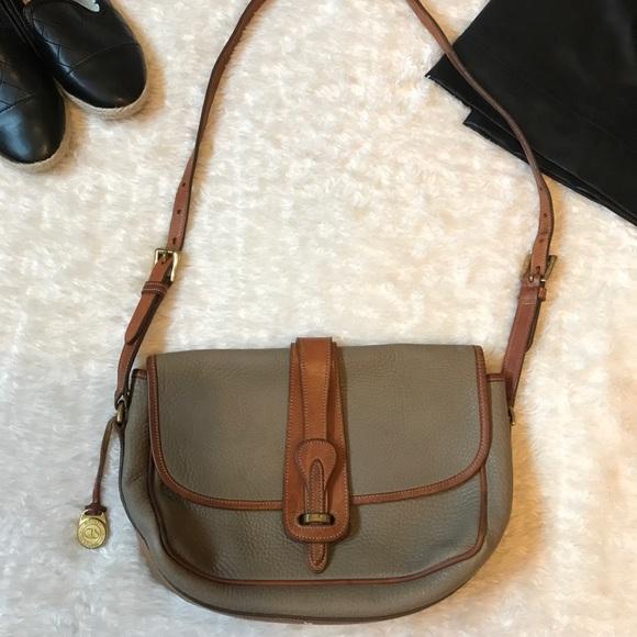 Dooney & Bourke Handbags - Vintage Dooney and Bourke Shoulder Bag